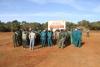 Vườn Quốc gia Bù Gia Mập tổ chức diễn tập phòng cháy và chữa cháy rừng năm 2012